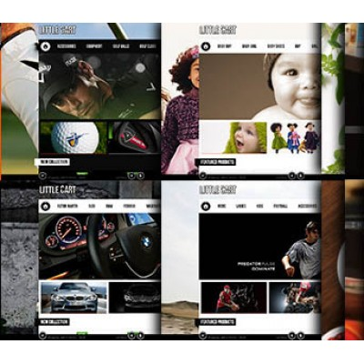 Скачать Multicart - Premium Mobile Opencart Template на сайте rus-opencart.info