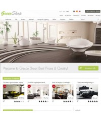 Themeforest Gecco Shop