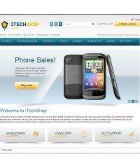 iTechShop OpenCart Theme