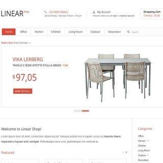 Скачать Linear Store – Premium OpenCart Theme на сайте rus-opencart.info