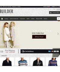 Builder - Premium Opencart Theme