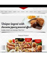Spicylicious Premium OpenCart theme