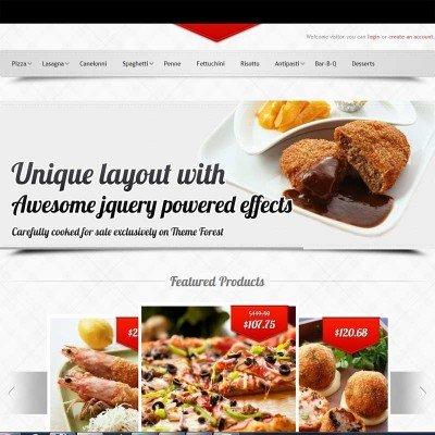 Скачать Spicylicious Premium OpenCart theme на сайте rus-opencart.info