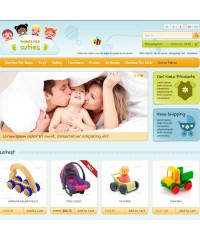 ThingsforCuties Responsive OpenCart Baby