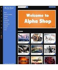 themeforest alpha shop