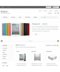 Basico Premium OpenCart Theme