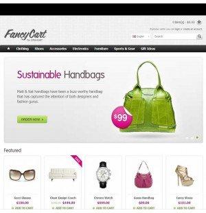 Скачать FancyCart Premium OpenCart Theme на сайте rus-opencart.info