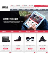Journal - Premium & Responsive OpenCart Theme