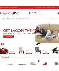 LagonShop - Premium Opencart Theme