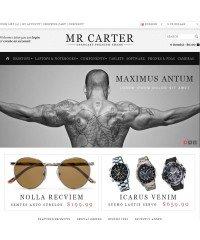 Mr Carter - OpenCart Premium Theme