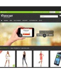 NeoCart - Premium Responsive Retina OpenCart Theme