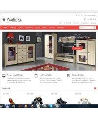 Paulinka Responsive OpenCart Theme
