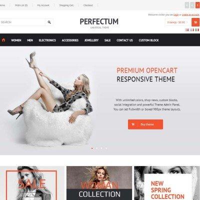 Скачать Perfectum – Premium Responsive OpenCart theme на сайте rus-opencart.info