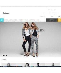 Raiser Premium OpenCart Theme