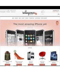 Sellegance Responsive  OpenCart Theme