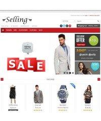 Selling - Multi-Purpose Responsive OpenCart Theme
