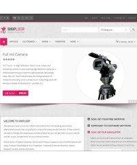 Shoploop Responsive HTML5 OpenCart Theme