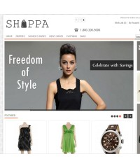 Shoppa Multi-Purpose OpenCart Theme