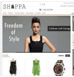 Скачать Shoppa Multi-Purpose OpenCart Theme на сайте rus-opencart.info
