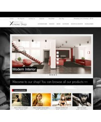 Xtreme Shop OpenCart theme