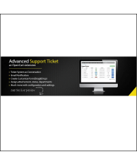 Advanced Support ticket